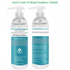 Hand Sanitizer -  Anti-Virus - Anti-Covid19 - 120mls -75%