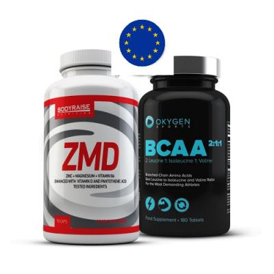 ZMD + BCAA Better Performance Pack