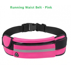 Unisex Running Waist Belt - 4 Colours