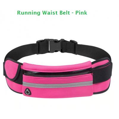 Unisex Running Waist Belt - 4 Colours