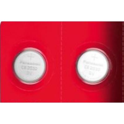 Panasonic CR2032 Batteries x 2