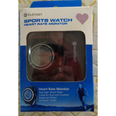 Exercise Watch with HRM