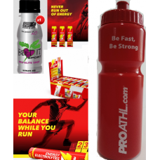 Race Day Energy Bundle + 750ml Bottle