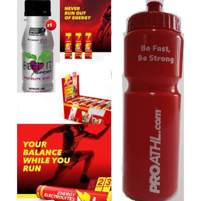 Race Day Energy Bundle + 750ml Bottle