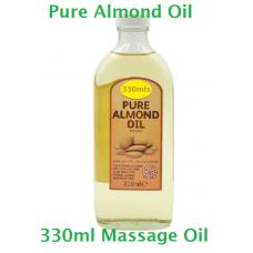 Almond Massage Oil - 300ml