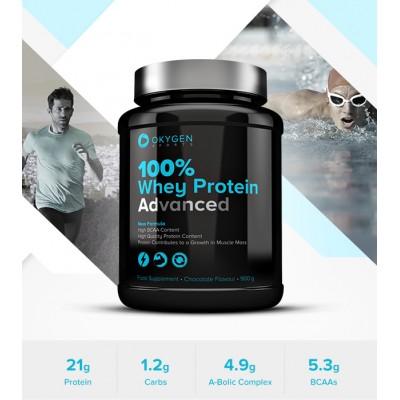 100% Whey Protein Advanced 2000 grams ( 2kg )