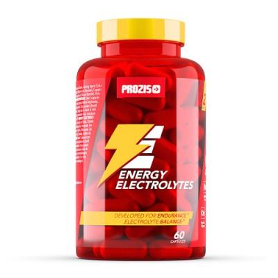Energy Electrolytes 60 caps