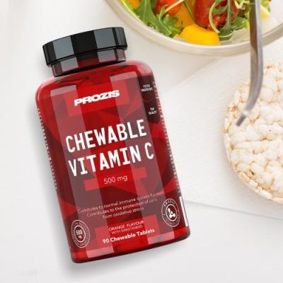 Vitamin C 500mg Chews