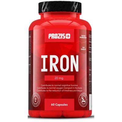 Iron 20mg-60 capsules