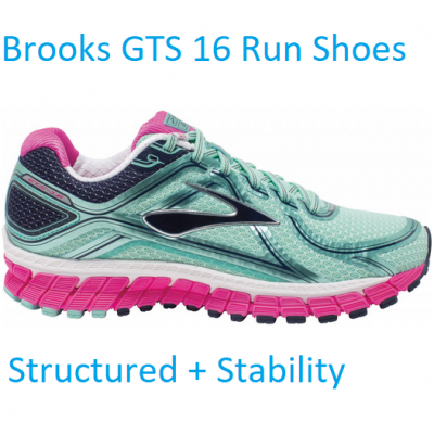 Brooks GTS 16 Womens Running Shoes