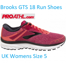 Brooks GTS 18 Womens Running Shoes - UK 5