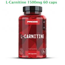 L-Carnitine 1500mg 60 Capsules